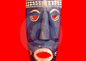 The Mask Stock Photography - Image: 6850692
