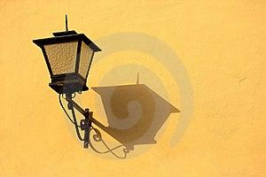 Lampada Di Via D'annata Immagine Stock - Immagine: 6851861