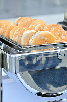 Burger Buns Stock Image - Image: 6853791