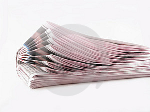 Newspaper Royalty Free Stock Images - Image: 6855029