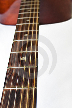 Guitar Fretboard Royalty Free Stock Photos - Image: 6855718