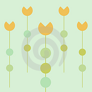 Tulips Garden Stock Photo - Image: 6856780