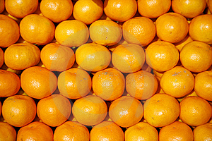 Mandarines Royalty Free Stock Photography - Image: 6857407