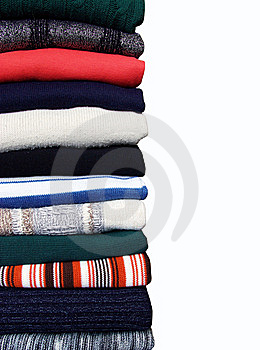 Sweaters Stock Photos