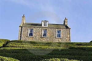 British House Royalty Free Stock Photos - Image: 6862118
