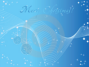 Christmas Wallpaper Royalty Free Stock Photography - Image: 6864987