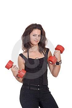 Exercício Do Corpo Fotos de Stock Royalty Free - Imagem: 6865588