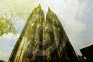 Landmark Cathedral Royalty Free Stock Image - Image: 6865956