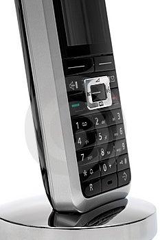 Modern Phone Stock Photo - Image: 6869710