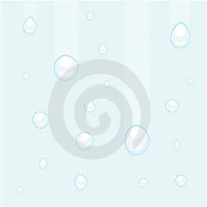 Water Or Rain Drops Stock Images - Image: 6876484