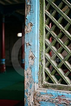 Door Of Mosque Stock Image - Image: 6877241