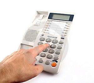 Dialing Stock Image - Image: 6880471