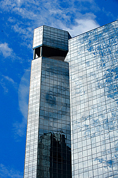An Image Of A Glass High Rise Stock Photography - Image: 6885922