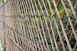 Fence Royalty Free Stock Image - Image: 6886946
