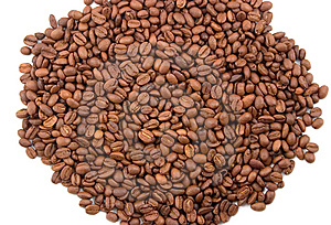 Coffee Fragrant Grains Stock Photo - Image: 6893330
