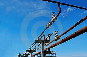 Industrial Zone Royalty Free Stock Photos - Image: 6897058