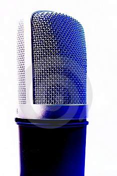 Condenser Microphone Stock Image - Image: 6897761