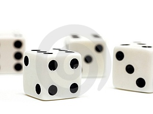 Dice Free Stock Photo