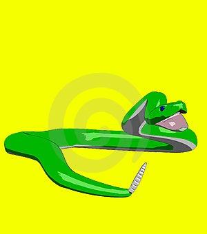 Snake 7 Stock Image - Image: 696771