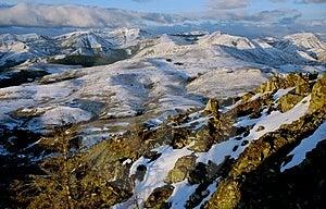 Montana Rockies Sunrise Stock Photo - Image: 697940