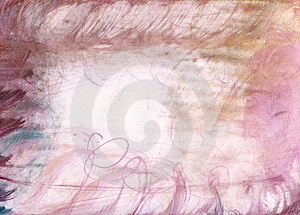 Stock Photography - Wiped watercolour texture