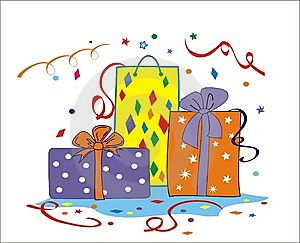 Gifts Stock Photo - Image: 6901340