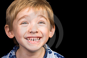 Friendly Boy Stock Photography - Image: 6901762