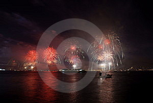 Feux D'artifice -2 Photo stock - Image: 6903040