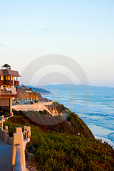 Seaside Sunset View Stock Photography - Image: 6904642