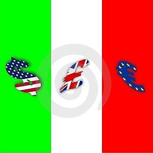 Italy Global Market Stock Photo - Image: 6907800