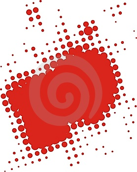 Decorative Element Drop Stock Image - Image: 6910071
