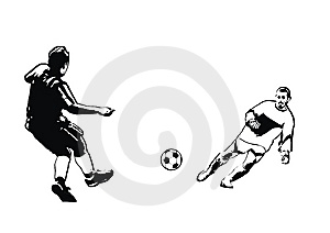 Soccer Stock Photo - Image: 6912660