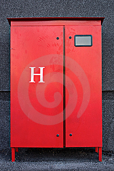 Hydrant Water Emergency Point Royalty Free Stock Photography - Image: 6913297