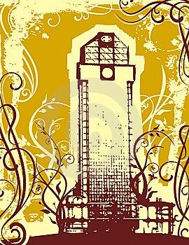 Grunge Urban Background Royalty Free Stock Photo - Image: 6919185