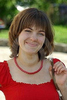 Joyful Smile. Stock Photo - Image: 6919390