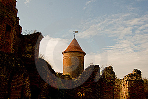 Castle Tower Stock Photography - Image: 6919772