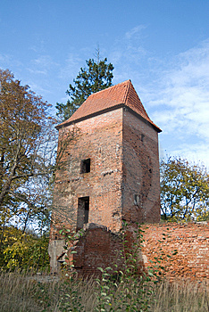 Castle Tower Royalty Free Stock Photography - Image: 6919887