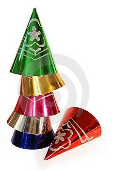Christmas Hubcaps Stock Image - Image: 6920151