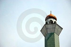 Masjid Tower Royalty Free Stock Photos - Image: 6920858