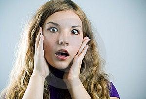 Shock. Stock Image - Image: 6924811