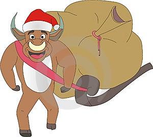 Symbol Of Year Royalty Free Stock Image - Image: 6925156