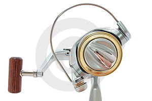 Spinning Reel Stock Photos - Image: 6926563