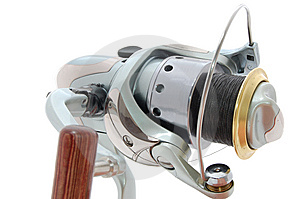 Spinning Reel Stock Images - Image: 6926604