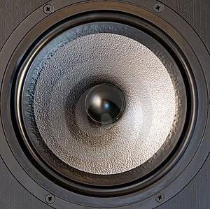 Music Loudspeaker Stock Image - Image: 6927711