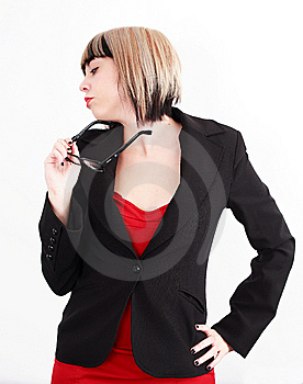 Sexy Boss Stock Photos - Image: 6930563