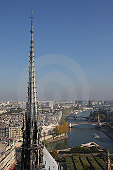 View Of Paris Stock Photo - Image: 6933140