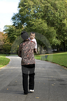 Grandmother And Granddaughter Stock Photos - Image: 6955333
