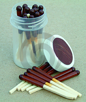 Matches Free Stock Photography