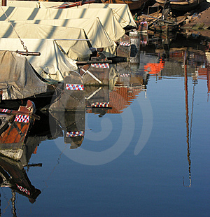 Boats Stock Image