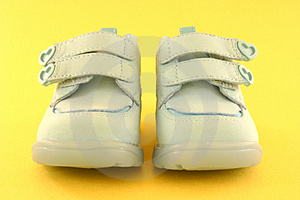 Baby Shoes Free Stock Image